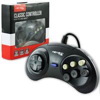 ★★ Manette USB pour PC - Design de SEGA Megadrive Garantie 1an ★★