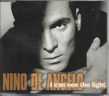 NINO DE ANGELO - I can see the light CD SINGLE 2TR HOLLAND 1997 (EMI)