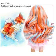 """fit 18"""" American Girl Doll Wigs AG OG Gotz Journey Girl Hair Doll Wig 11in Head"""