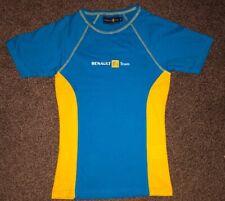 Renault Formula 1 Team T Shirt Size Kids Small S F1