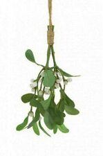 Artificial Mistletoe on String Rope