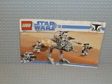 LEGO® Star Wars Bauanleitung 8014 Clone Trooper Walker instruction B136