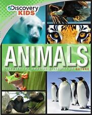 Discovery Kids: Animals (Discovery Kids) by Parragon (2015, Hardcover)
