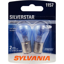 Sylvania Silverstar 1157ST BP Brake Light Blister Pack- Pair