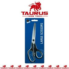 Large Scissors Steel Hobby Tailors Craft ART Home Office Kitchen Garden Cutting