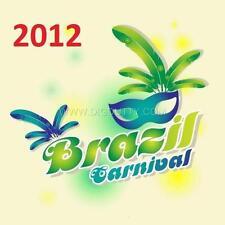 BRAZIL Rio CARNIVAL CARNAVAL 2012 - 13 DVD - Complete Parade