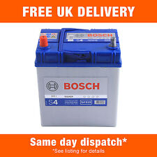Bosch S4019 Car Battery Type 055 KIA CHEVROLET SUZUKI MITSUBISHI OEM Quality