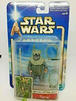 "NEW 2002 Star Wars Return of the Jedi 3 3/4"" Figure Teebo the Ewok #57"