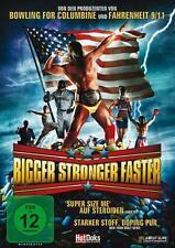 "Bigger, Stronger, Faster [DVD] ""Super Size Me"" auf Steroiden Neu!"