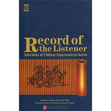 Record of the Listener Selections of Chinese Supernatural Stories