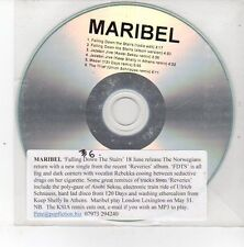 (DS558) Maribel, Falling Down The Stairs - 2012 DJ CD