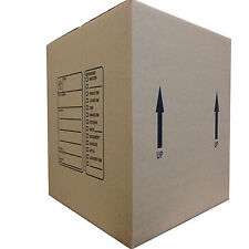 Deluxe Moving Boxes 18x18x16 10 Pack