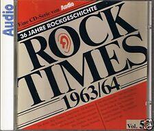 Audio Rock Times Vol. 5 1963-64 CD Various Audiophile