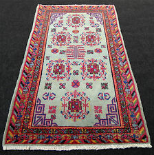 Alter Orient Teppich 152 x 92 cm Schirwan Kaukasus Pistaziengrün Shirvan Carpet