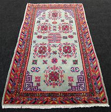 Età tappeto orientale 152 x 92 cm Schirwan Caucaso pistacchi VERDE Shirvan Carpet