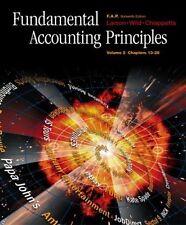 Fundamental Accounting Principles Vol. 2 with FAP