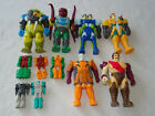 Transformers G1 small Pretender lot, Bludgeon, Stranglehold, Longtooth and more