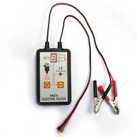 Automotive Fuel Injector Tester Diagnostic 4 Pulse Modes 12V Fuel System Tool