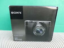 Sony CyberShot DSC-RX100 RX100 Digital Camera  20.2MP with BOX * L@@K