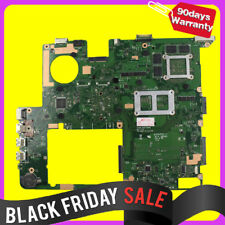 N76VB Motherboard FOR ASUS N76VM N76VJ N76VZ 4GB Laptop GT740M Mainboard