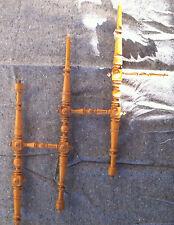 42 historische Traillen Treppengeländer Sprossen Geländerstäbe Füllstäbe  antik