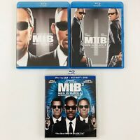 Men In Black - 1 2 3 on Blu-ray (MIB 3 includes 2D and 3D)