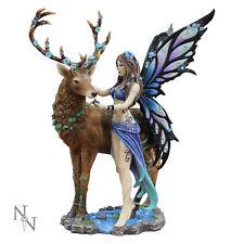 Nemesis Now Diantha Companion Fairy Reindeer Figurine Fantasy Gothic 25cm