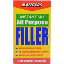 Mangers All Purpose Instant Mix Powder Filler 500g Extra Strong Fast DRYING