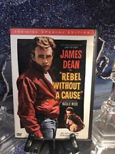 Rebel Without a Cause (DVD 2-Disc Set, SE) James Dean Classic Hollywood Legend