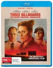 Three Billboards Outside Ebbing, Missouri (Blu-ray, 2018)