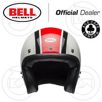 CASCO JET MOTO BELL CUSTOM 500 DLX SE SPECIAL EDITION DELUXE ACE CAFE STADIUM