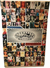 MADONNA - GHV2 PROMO USA IN-STORE OFFICIAL DISPLAY BANNER PVC VINYL DOUBLE SIDED