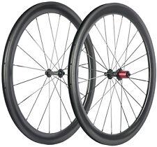 50mm Clincher Wheels Road Bike Chosen 1346-5647 Carbon Bearing Wheelset Racing