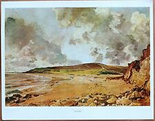John Constable Wemouth Bey 1st Printing Out of Print Ltd. Ed Orig 1960 Litho