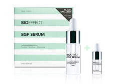 BIOEFFECT EGF Facial Serum 15ml with 5ml travel size serum