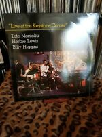 Live at the Keystone Corner, Tete Montoliu, Timeless 1981 Original pressing