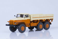 Ural-377 USSR board truck Autoexport version 100985 1:43 Avtoistoria