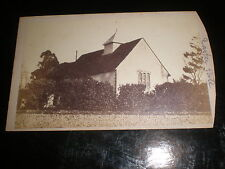Cdv old photograph Eastergate by Freeland at Angmering c1870s