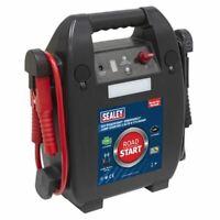 Sealey RS102B RoadStart® Emergency Jump Starter 12V 3.5ltr 6 Cylinder