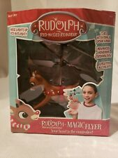 Rudolph the Red Nosed Reindeer Rudolph Magic Flyer Brand New