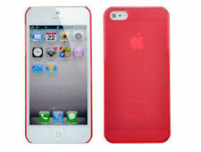 Red Fitted Cases/Skins for iPhone 5c