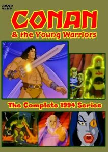 Conan and the Young Warriors, Complete 1994 Series, Conan cartoons