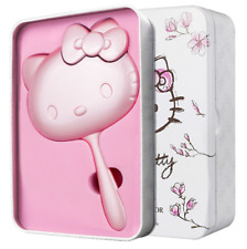 New Top Quality Special Hello Kitty Metallic Pink Hand Held Mirror Limited