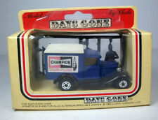 Lledo Days Gone CHAMPION SPARK PLUGS Van with figures; Boxed