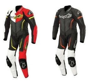 Alpinestars Youth GP Plus Comfortable Leather Suit For Motorcycle Motorbike