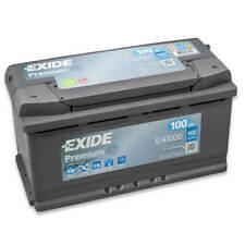 Exide Premium Carbon Boost EA1000 100Ah Autobatterie (Neustes Modell 2014/15)