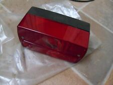 Armstrong mt 500 motorcycle rear tail light assembly