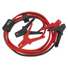 Sealey Booster Cables 16mm_ x 3m CCA 400Amp with Electronics Protection