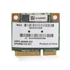 HP Mini Wireless N Mini PCI-e Card Atheros AR5BHB92-H AR9280 DV7 300Mpbs 802.1N