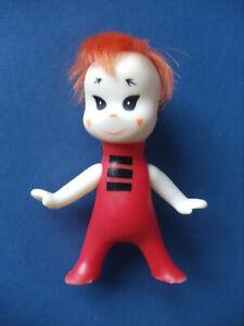 1967 J. Swedlin MINI MARTIANS Doll Figure Alien Red Hair SEARS Exclusive JAPAN